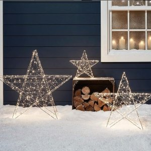 低至2折Lights for fun 美如仙境的灯饰网站大促 闪亮装饰过圣诞