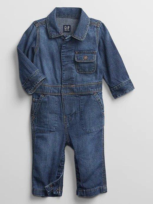 婴幼儿连体服