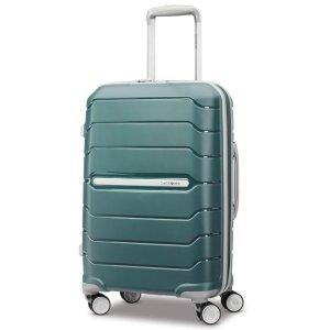 $88.49Samsonite Freeform 系列21寸登机箱 绿色