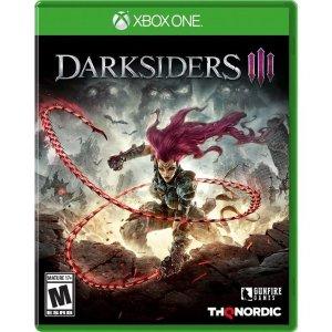黑暗血统3 Xbox One 实体版