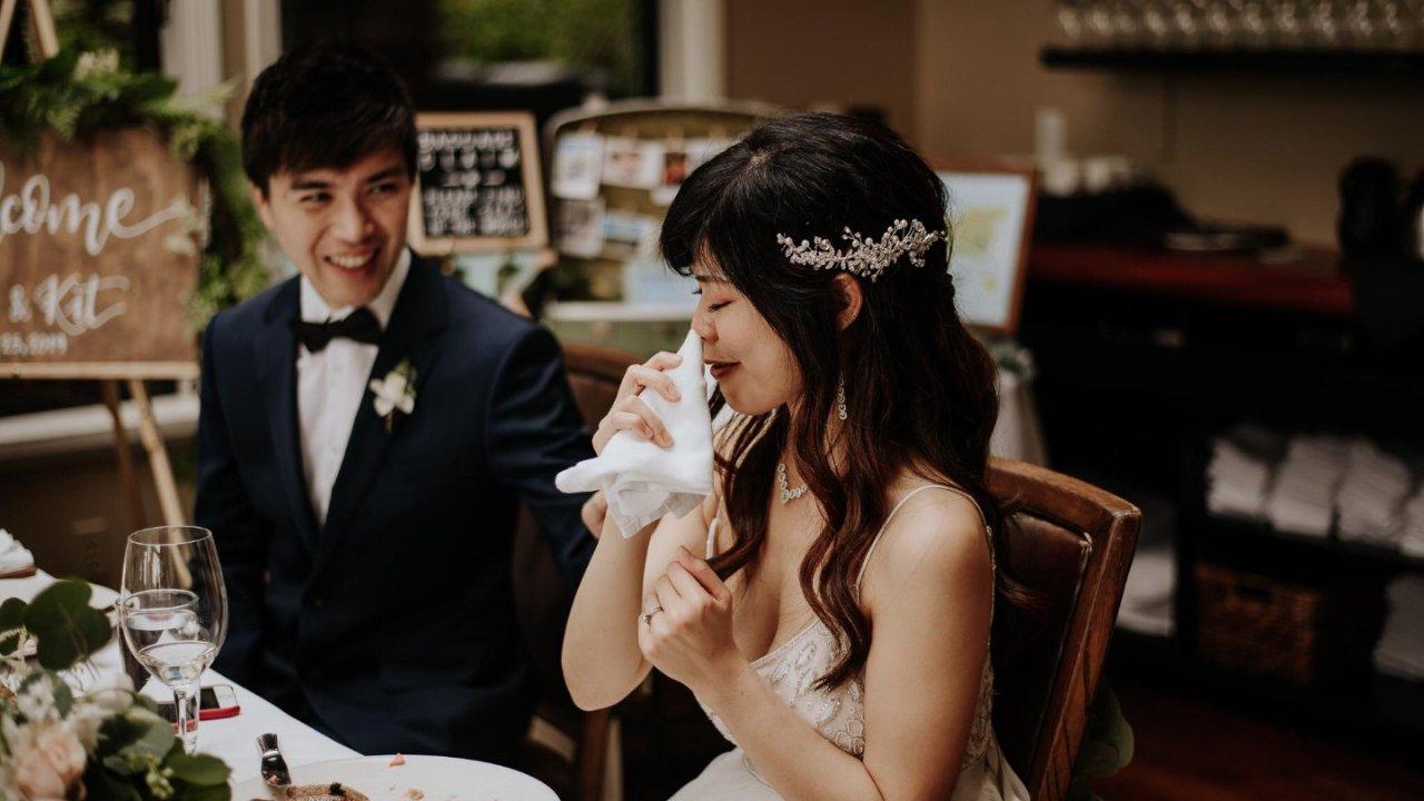 第一次在加拿大结婚就上手(四)精彩花絮