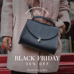 30% OffThe Cambridge Satchel Company Black Friday