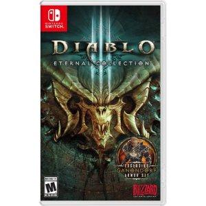 $39.88Diablo III Eternal Collection - Nintendo Switch