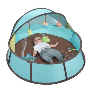 $50 (原价$99.99)史低价:Babymoov Babyni 3合1 弹出式 室内/户外 防紫外线帐篷