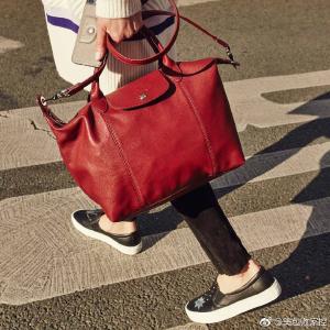 低至7.7折+最高再减$70新春独家:Longchamp 精选包包热卖 饺子包、双肩包轻便又好搭
