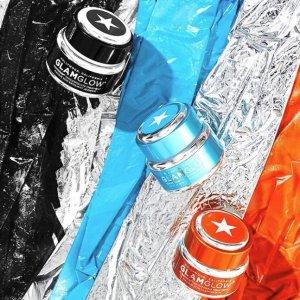 相当于买一送一 折扣区套装也参加哟补货:Glamglow 官网超火面膜满$59送价值$59的正装橙罐面膜