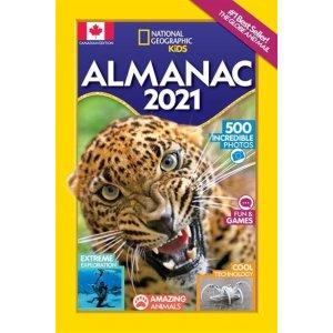 国家地理儿童年鉴2021加拿大版