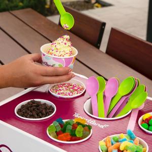 雪糕酸奶免费领限今天:Yogurtland 国际酸奶日限时福利
