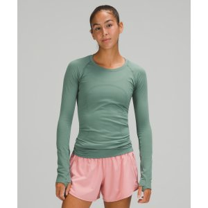 LululemonSwiftly 紧身运动衣