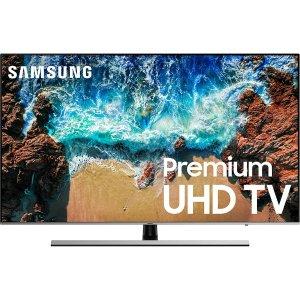 Samsung返$177.4 折扣码ELDORADOUN55NU8000 55