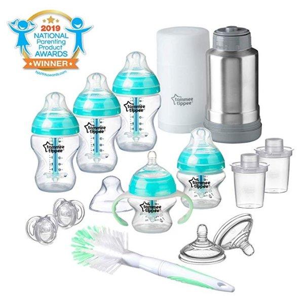 新生儿防胀气奶瓶套装
