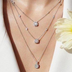 4折起+无门槛免邮收母亲节好礼限今天:Effy 高级珠宝特卖 明星红毯御用品牌