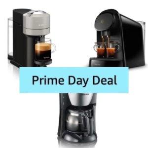 低至€48收德龙胶囊机Prime Day 狂欢价:Amazon 咖啡机合集 在家也能合先做咖啡