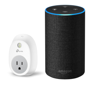 Amazon Echo 2nd Generation + TP-Link HS100 Smart Plug