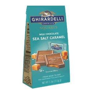 Ghirardelli牛奶巧克力 (Case of 6)