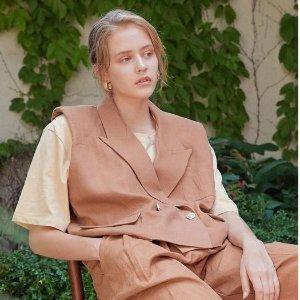 5折起+额外8.5折折扣升级:W Concept 纽约时装周专场 春夏美衣新品大促