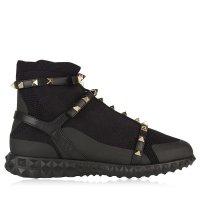 Valentino Rockstud 袜子鞋