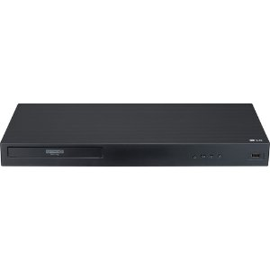 $146.99 + $20 Visa Gift CardLG UBK90 Streaming 4k Ultra-HD Blu-Ray Player with Dolby Vision