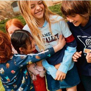 满$60享8折 + 免邮H&M 全场儿童服饰、鞋履等大促 性价比超高