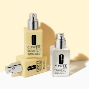 Build your free 7-piece gift withany $29 Hydrating Jelly Products purchase@ Clinique