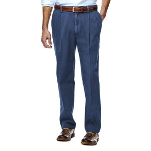 Haggar60% Off or 65% Off $100+Work to Weekend® Denim