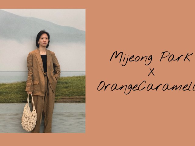 测评 | Mijeong Park...