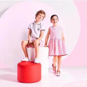 低至5折法国高级时尚童装 Jacadi 春夏儿童服饰优惠
