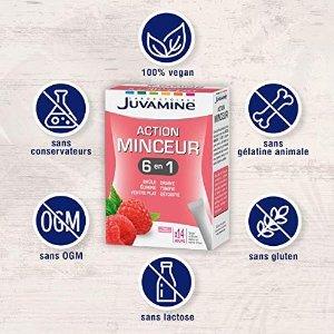 满4件享9.5折,含欧洲酸樱桃/朝鲜蓟Juvamine 全身燃脂冲剂 *14包