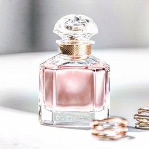 低至6折Guerlain 香水大促 收超值香水礼盒
