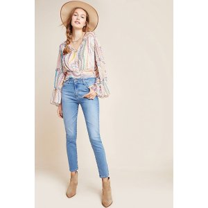 AnthropologieAG The Stevie High-Rise Skinny Ankle Jeans