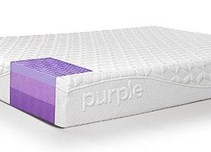 Purple 记忆海绵床垫,Queen号