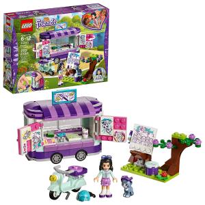 低至6.3折 封面史低价$12.99史低价:LEGO Friends 系列 儿童拼搭玩具特卖