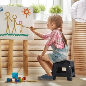 白色仅€10.99 原价€16.99限今天:HOUSE DAY 折叠小板凳 居家必备 儿童适用