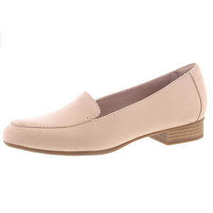 $24.3起(原价$120)Clarks 女士矮跟乐福鞋 精致百搭 US9 送人贴心好礼