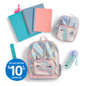 $10 and UpOshKosh BGosh Back to School Accessories on Sale