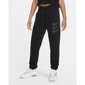 Nike水晶Swoosh三勾卫裤