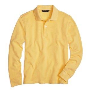 封面$12+ 成人码长裤$21+Brooks Brothers 儿童气质款服饰 低至3折+额外8.5折+包邮