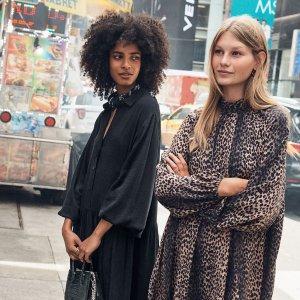 折扣升级:H&M 全场男装女装折上折特卖 新品也参加