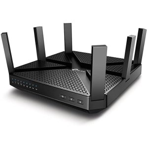 TP-LINKArcher C4000 AC4000 Tri-Band Wi-Fi Router