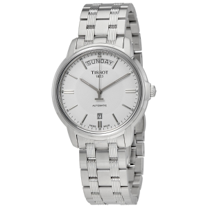 $289 + Free ShippingDealmoon Exclusive: TISSOT Couturier Automatic Silver Day-Date Men's Watch