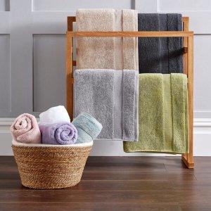 加购5折!€55收4件套Christy 皇室高品质毛巾4件套 百年英国老字号品牌