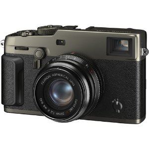 FujifilmFUJIFILM X-Pro3 Mirrorless Digital Camera (Dura Black)