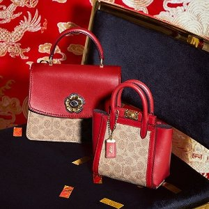 30% OffDealmoon Exclusive: Coach Chinese New Year Sale