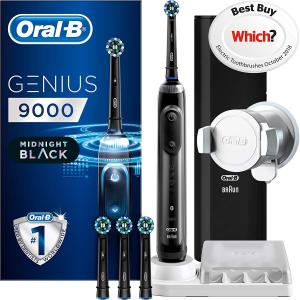 3.3折 £99拿好用牙刷史低价:欧乐-B电动牙刷大降价 3款9000系列牙刷好价热销 手慢无