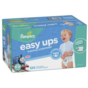 $5 OffPampers Disposable Diapers & Wipes @ Amazon