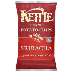 Kettle薯片 是拉差辣椒酱味 220 Gram