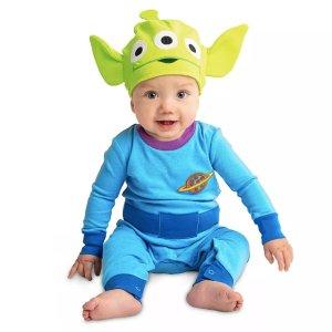 买1件第2件半价 变相7.5折迪士尼官网 婴儿服饰优惠 0-24月宝宝喜欢的卡通人物都有