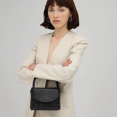 黑色迷你手提包