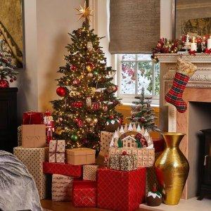 超萌圣诞树低至£11起英国圣诞树合集 2020圣诞树折扣汇总 在哪里买圣诞树呢?