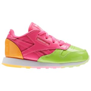 the latest d21cf 3f8ba ReebokClassic LeatherBoys  Toddler
